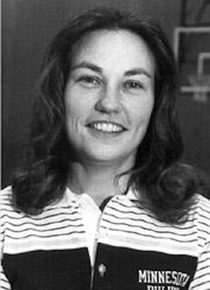 Linda Larson in 1975