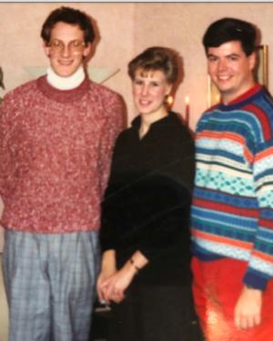 William Ellis, Sherri Lekang, and Steve Leonard