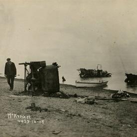 Cars in Moosehead Lake