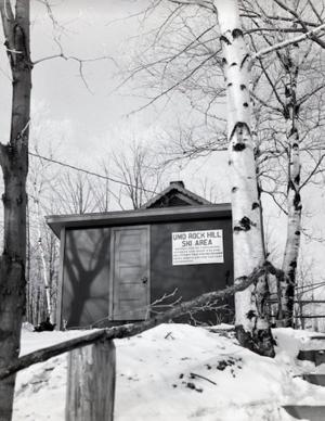 Bagley Ski house