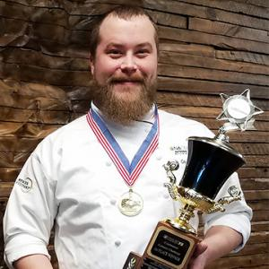 UMD Chef Conor Maki