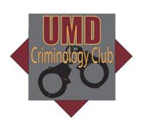 UMD Criminology Club logo