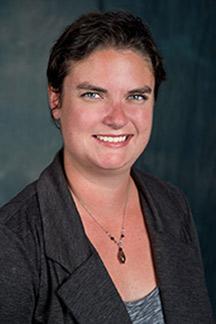 UMD Assistant Professor Alexis Elder