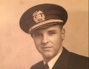 Ann's father, Willis Carl Michler, a ship captain, sailed the Great Lakes for 47 years.