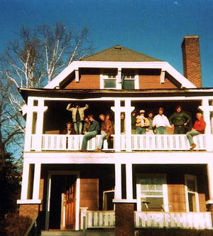 The house at 322 N. 21st Ave E