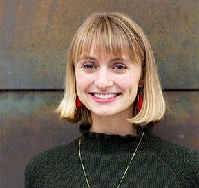 UMD student Hattie Ecklund