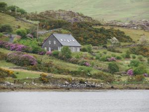 Fjord in Ireland
