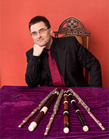 U of M Twin Cities Flute Professor Immanuel Davis