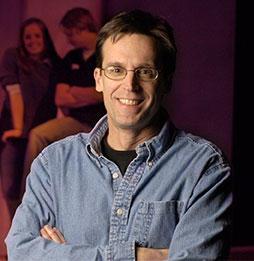 UMD Theatre Professor Tom isbell