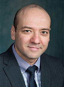 UMD Professor Sergei Katsev