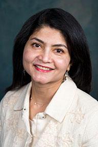 UMD Associate Professor Arshia Khan, computer science