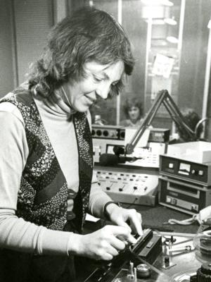 Wise Women Radio's Kath Anderson