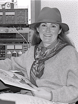 """Laura Erickson's """"For the Birds"""" aired on KUMD in 1986 and now is the longest running radio show about birds in the U.S."""