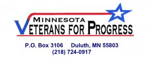 Minnesota Veterans for Progress logo