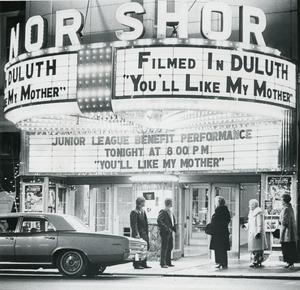 1972, Debut at the NorShor