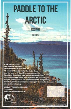 paddle arctic pic