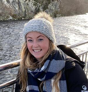 UMD student Olivia Nelson