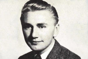 Robert Vessel, from the DSTC 1947 Chronicle Yearbook