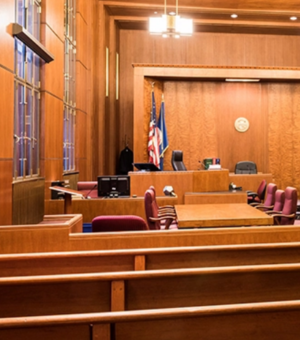 Ramsey County Courtroom
