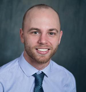 UMD student Sam Quackenbush