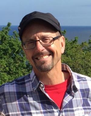Minnesota Sea Grant's Thomas Beery