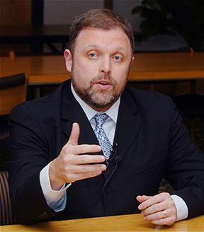 Author Tim Wise