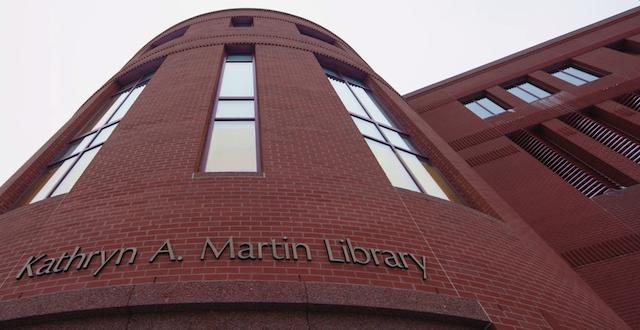 Kathryn A. Martin Library