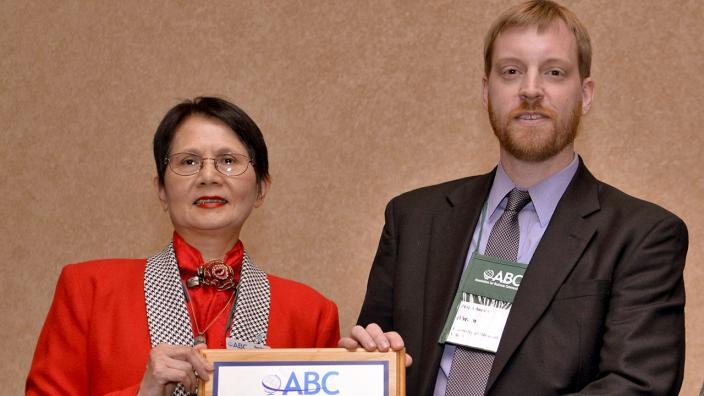UMD Associate Professor Abram Anders
