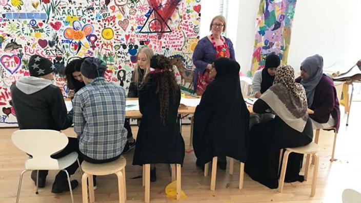 UMD Art Ed Professor Alison Aune