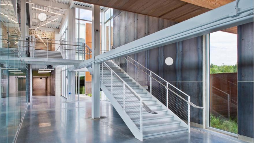 The Swenson Civil Engineering Building