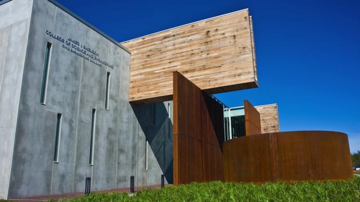 UMD's Swenson Civil Engineering Building