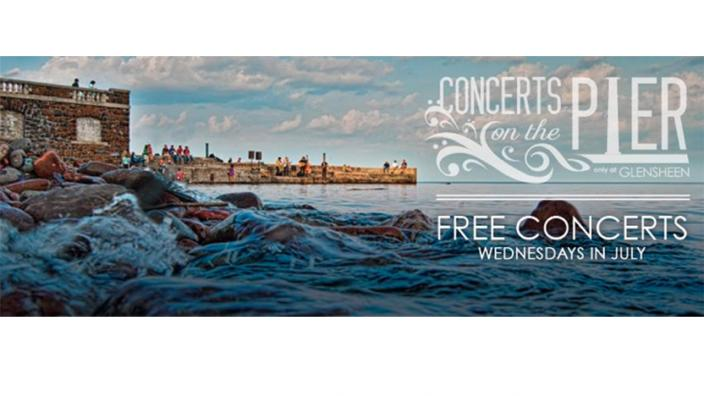 Glensheen's Concerts on the Pier image