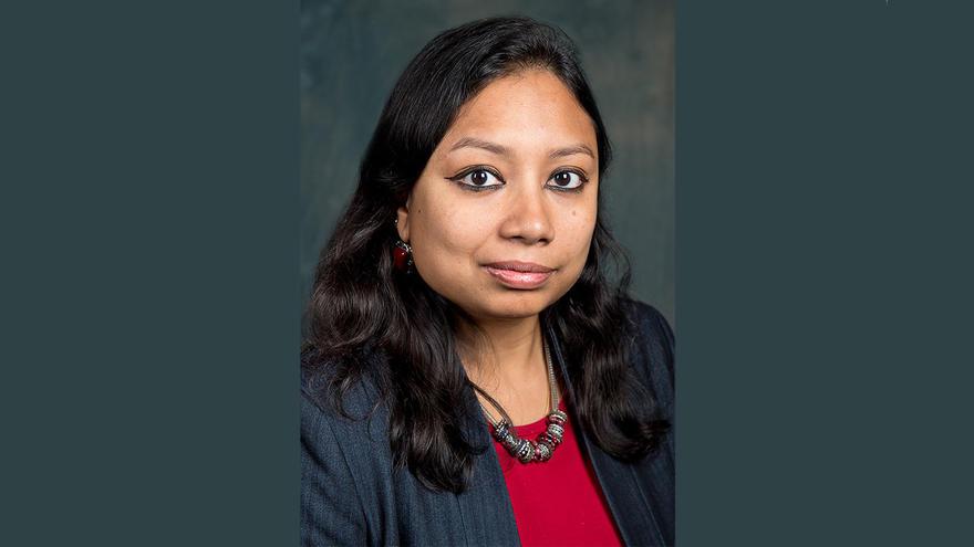 UMD Assistant Professor Devaleena Das