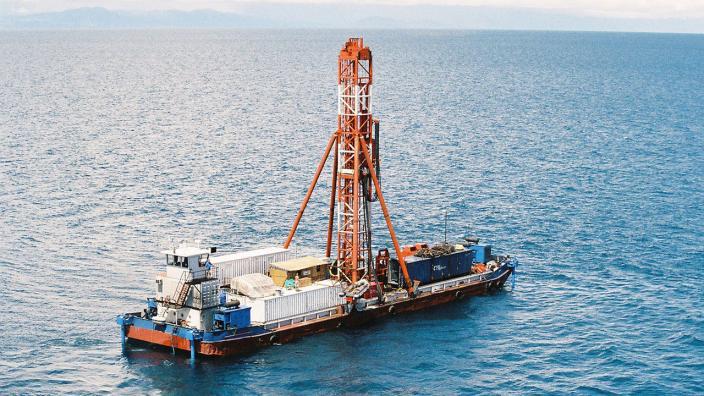 UMD research: Drill on Lake Malawi