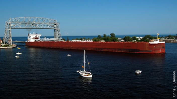 MN Sea Grant: Great Lakes Crude Move Oil Transportation Symposium image
