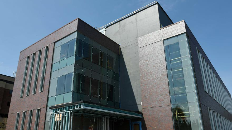 UMD's Heikkila Chemistry and Advanced Materials Science (HCAMS) building