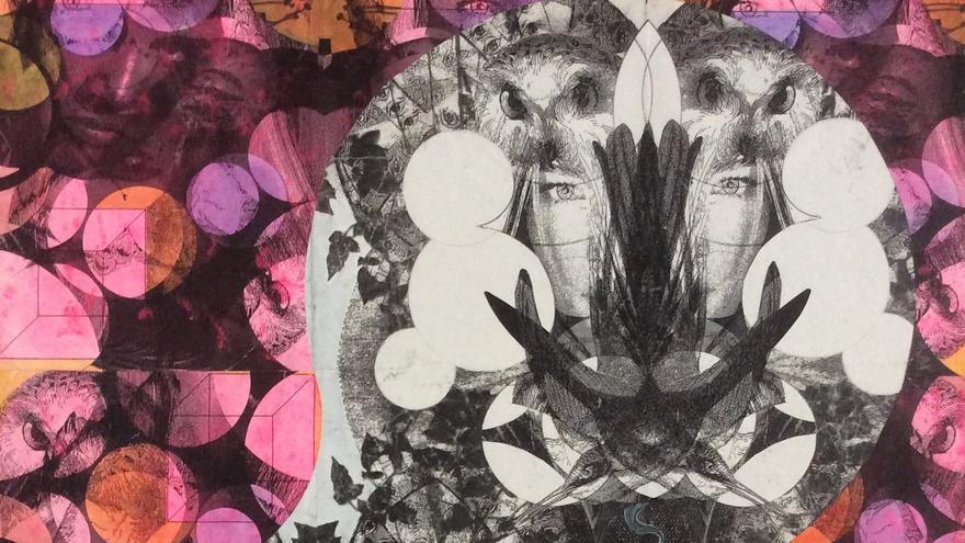 Jeff Kalstron art detail