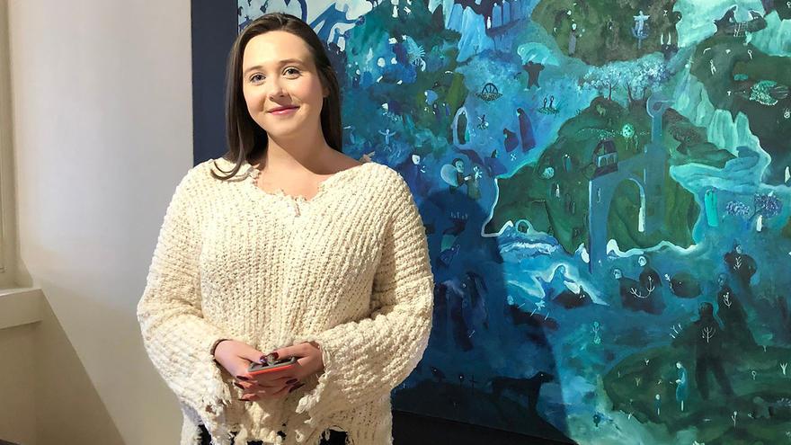 UMD student Lexi Finnegan