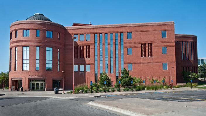 UMD Kathryn A. Martin Library