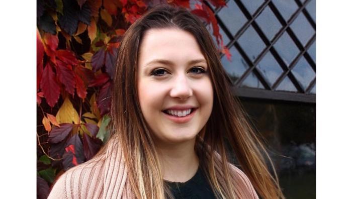 UMD student Nicole Trettin