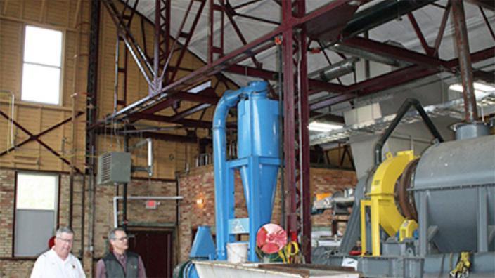 UMD NRRI biofuel facility