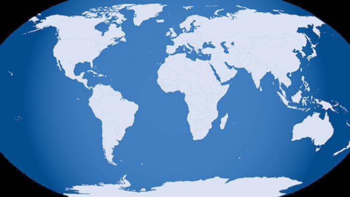 Image of globe.