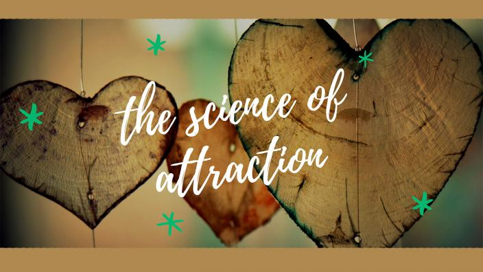 Science of Attraction graphic