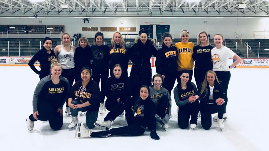 UMD Figure Skating Ice Show 2019
