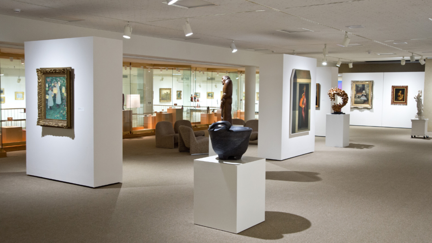 UMD's Tweed Museum of Art