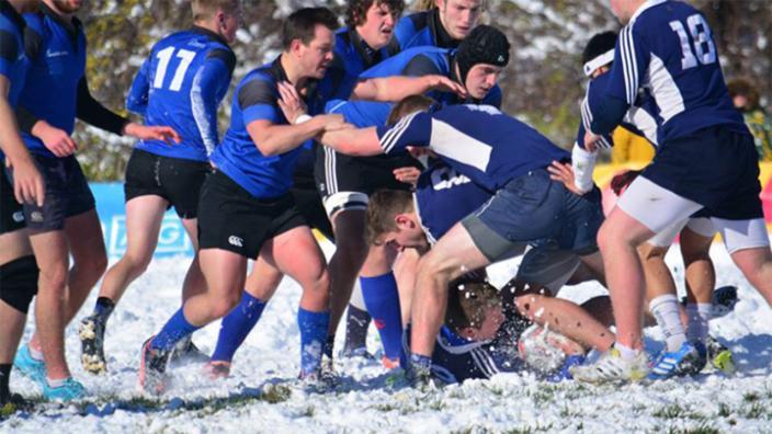 UMD Rugby team