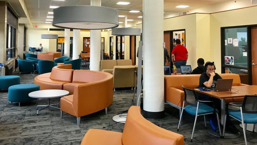 UMD's newly-remodeled Multicultural Center