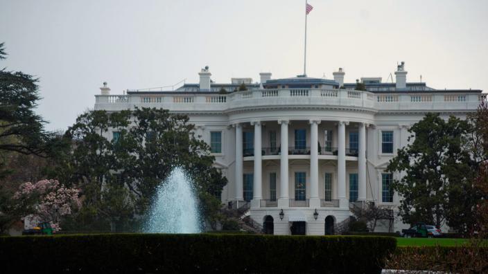 white house photo, public domain