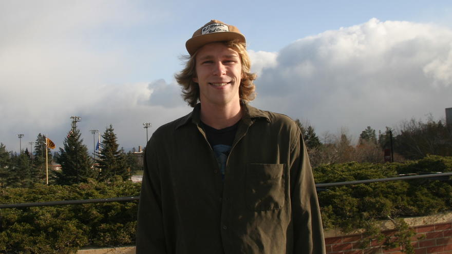 UMD Chemical engineering student Wynston-Tachney
