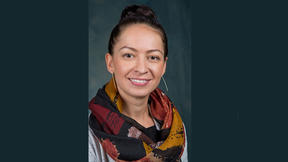 UMD Assistant Professor Ekaterina Elgayeva